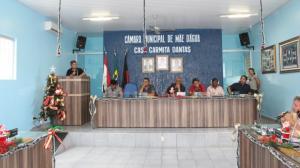 Sessão Ordinária Encerramento