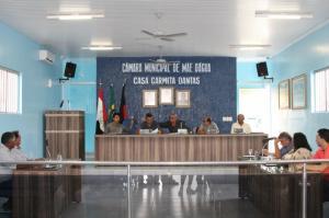 Câmara Municipal - Sessão Ordinária